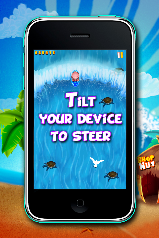 Screenshot ePig Surf Lite