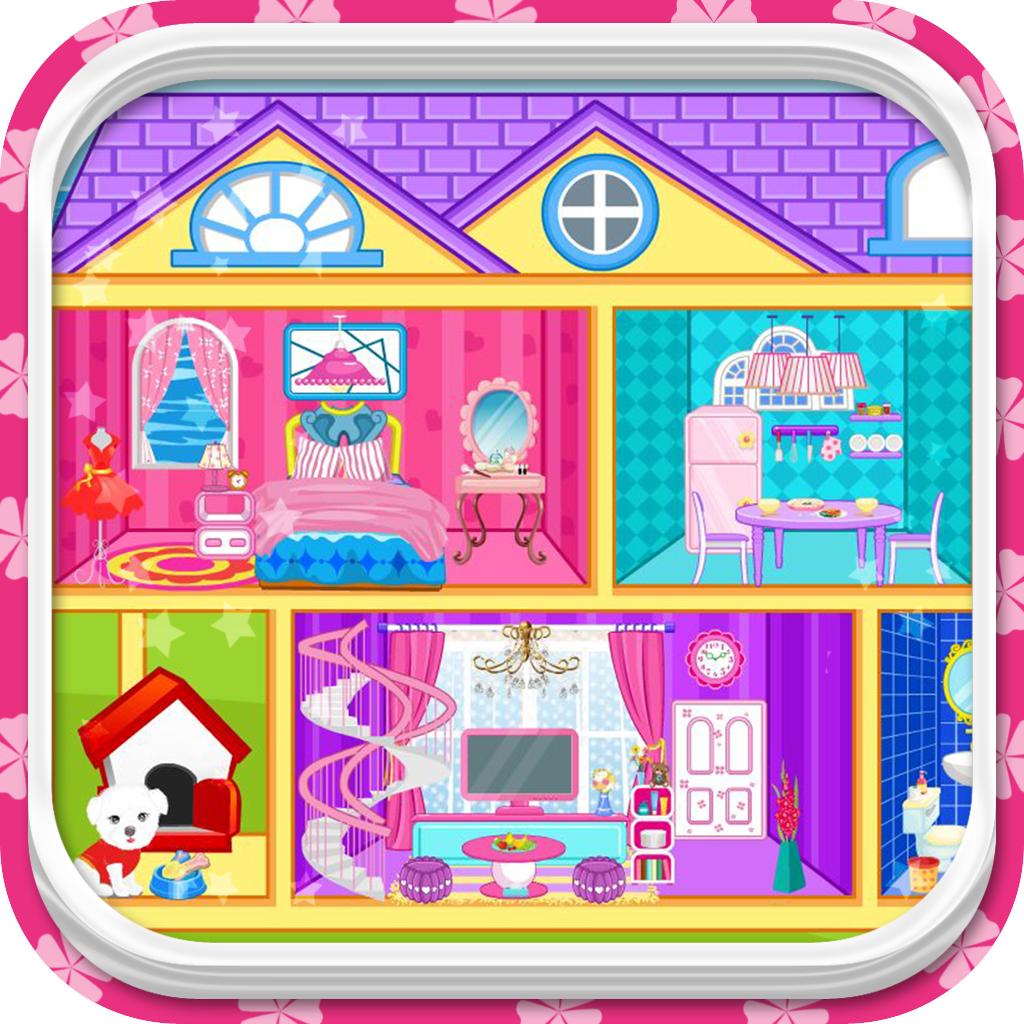 Игры дизайнер дома для девочек