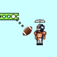 Football Player Copter